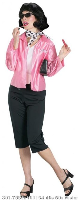 Grease Pink Lady Adult Costume