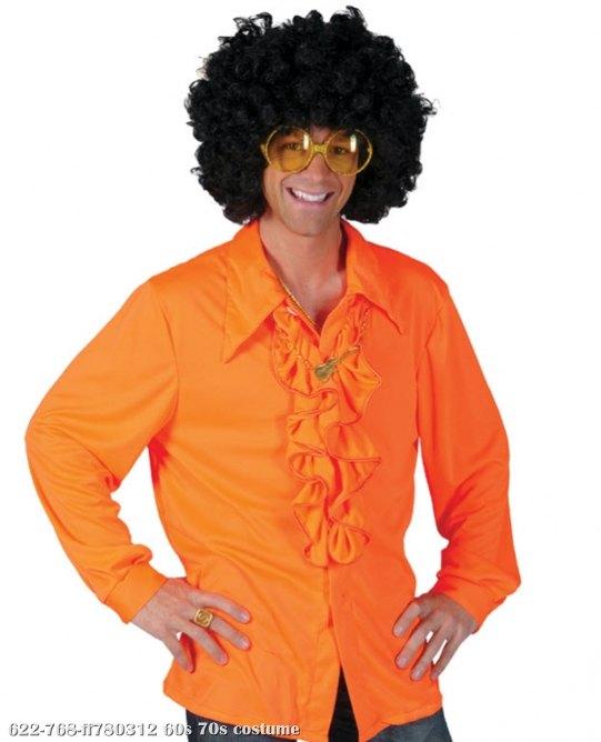 70u0027s Ruffle Shirt  sc 1 st  Costumes Life & Foxxy Cleopatra Adult Costume : Costumes Life
