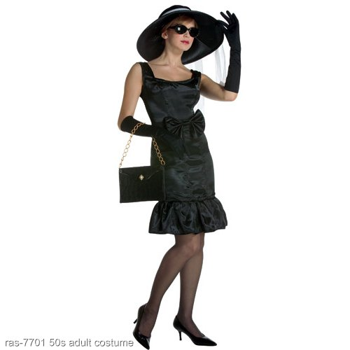 5th Avenue Girl Adult Costume