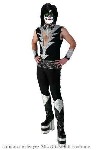 Adult Authentic Catman Destroyer Costume