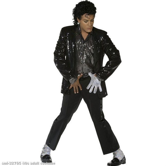 Michael Jackson Billie Jean Adult Costume