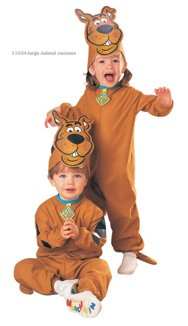 Toddler Scooby-Doo Costume