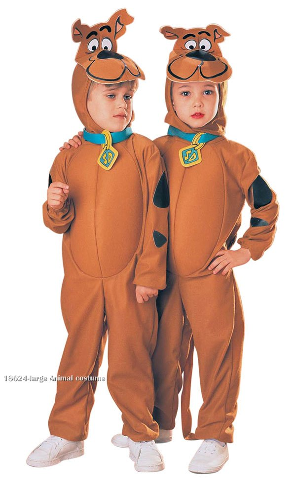 Kids Scooby-Doo Costume