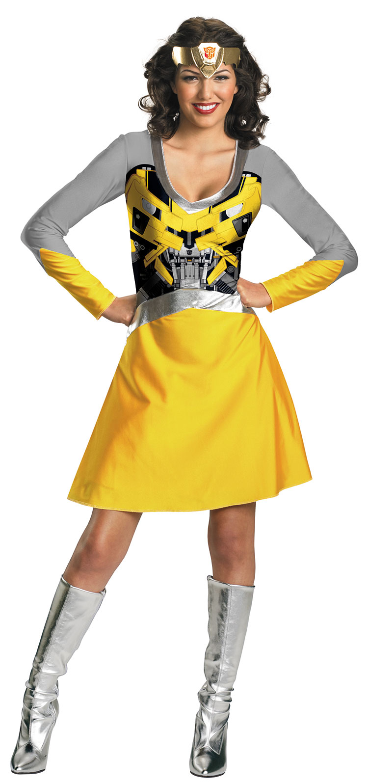 Ladies Classic Bumblebee Costume