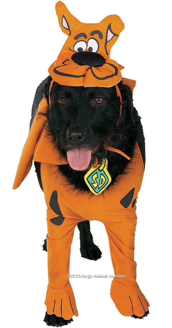 Scooby-Doo Dog Costume for Dogs