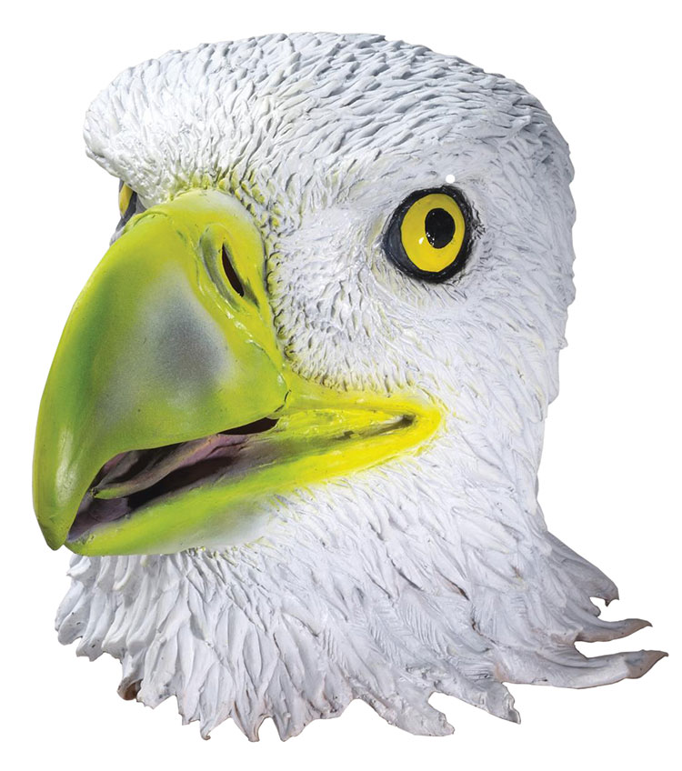 Deluxe Eagle Mask