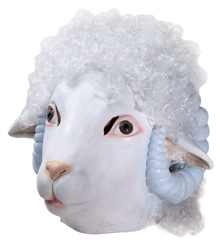 Deluxe Sheep Mask