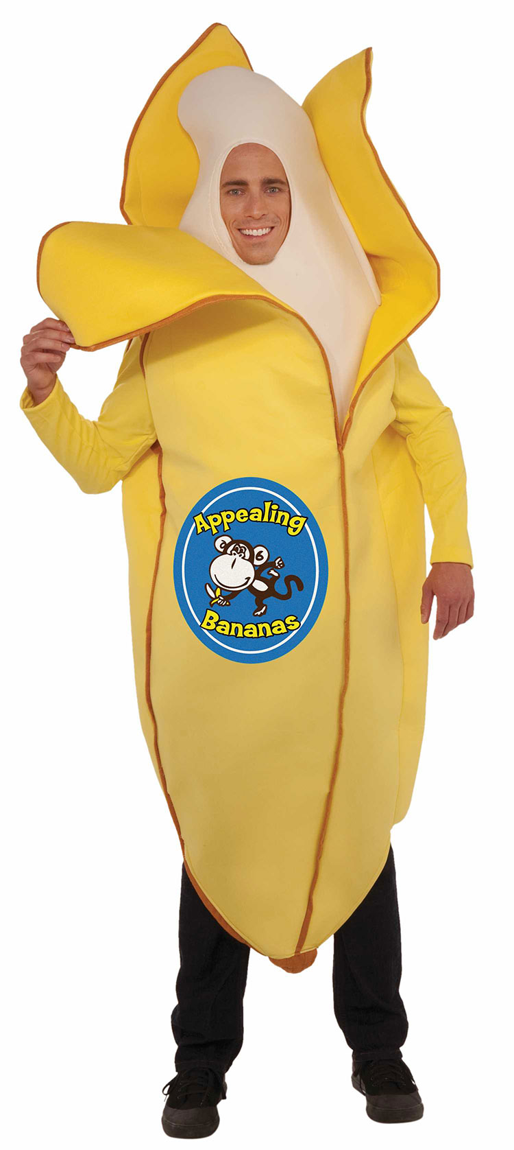 Appealing Banana Costume
