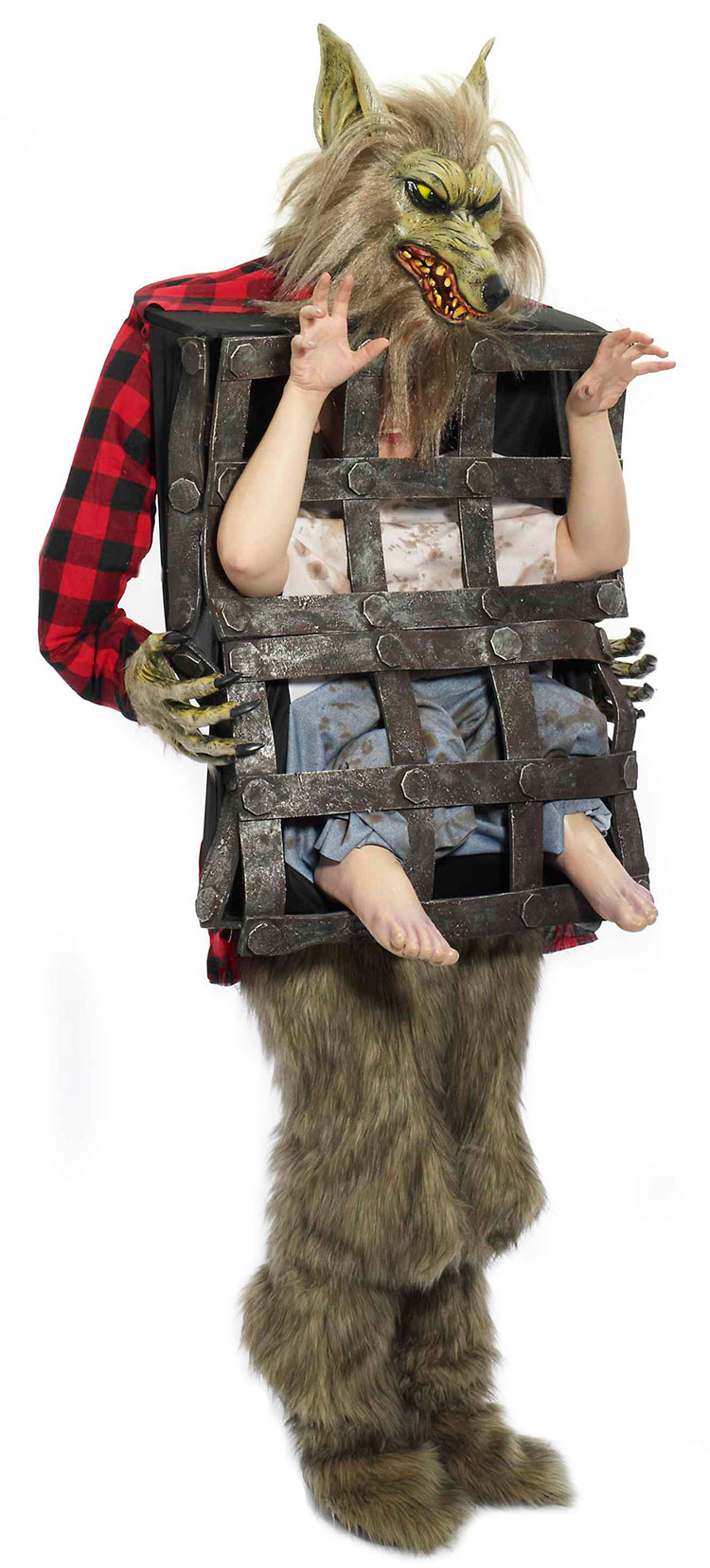 Wolf Trap Costume
