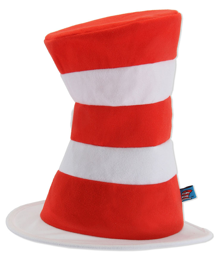 Dr. Seuss Cat In The Hat Costume Hat