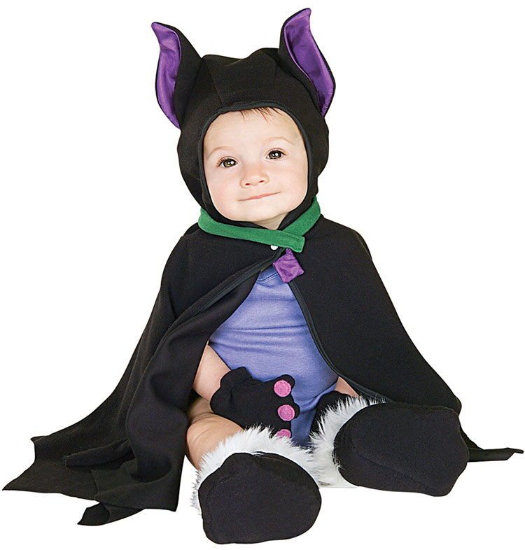 Baby Little Bat Costume
