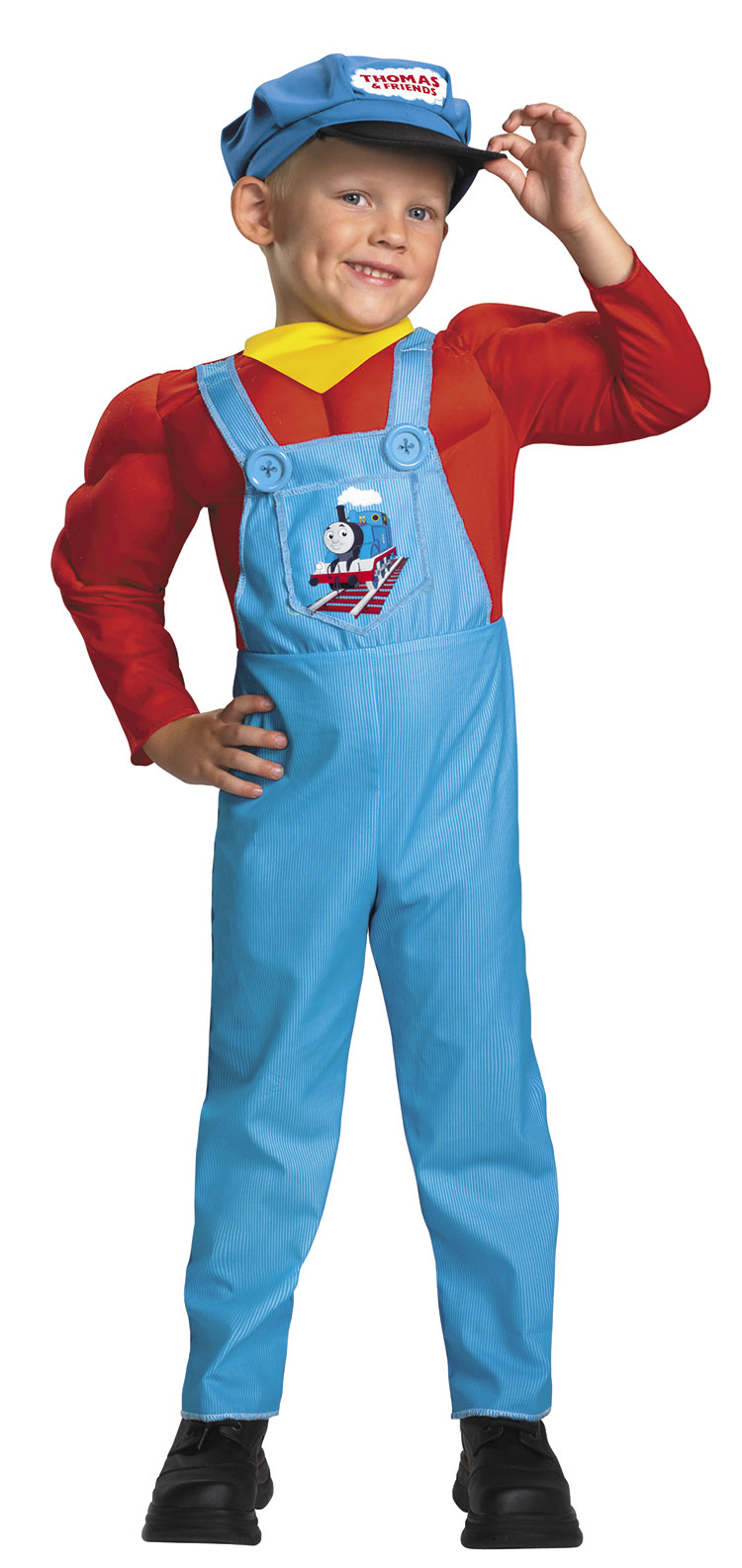 Kids and Toddler Classic Thomas The Tank Engine Costume