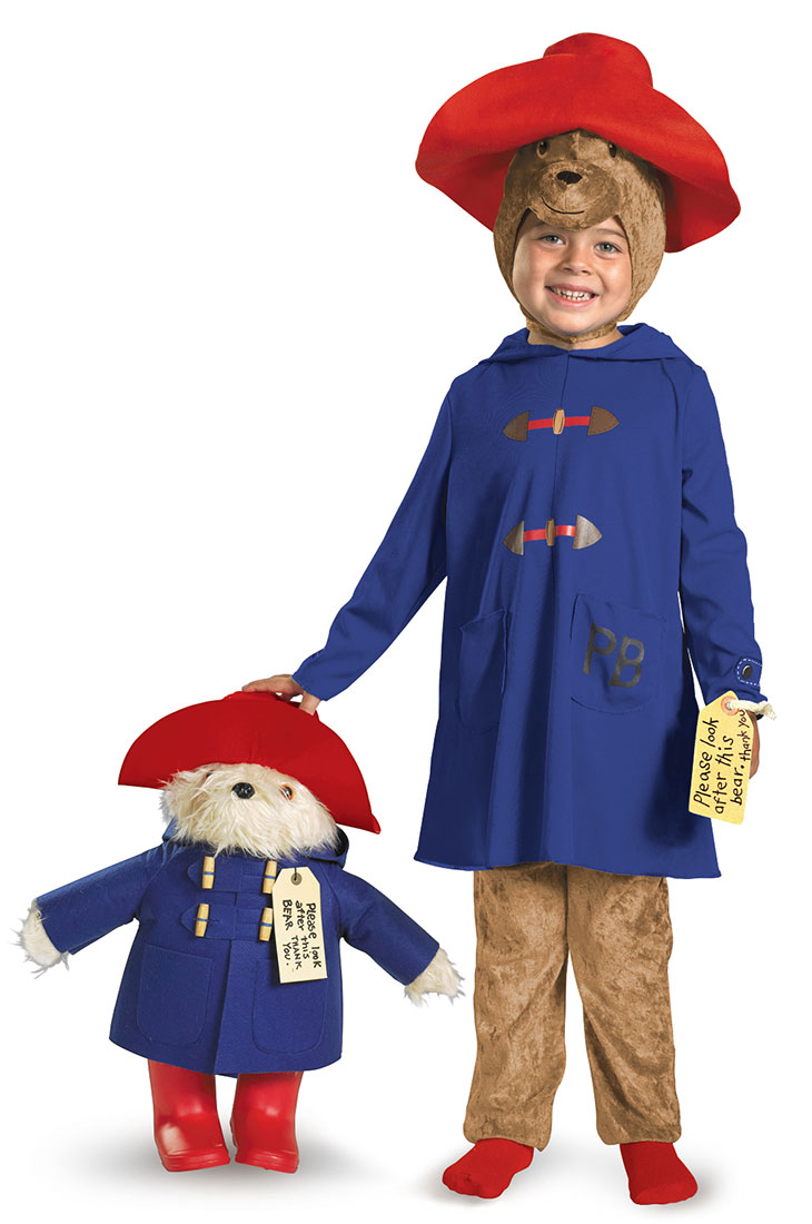 Kids Paddington Bear Costume
