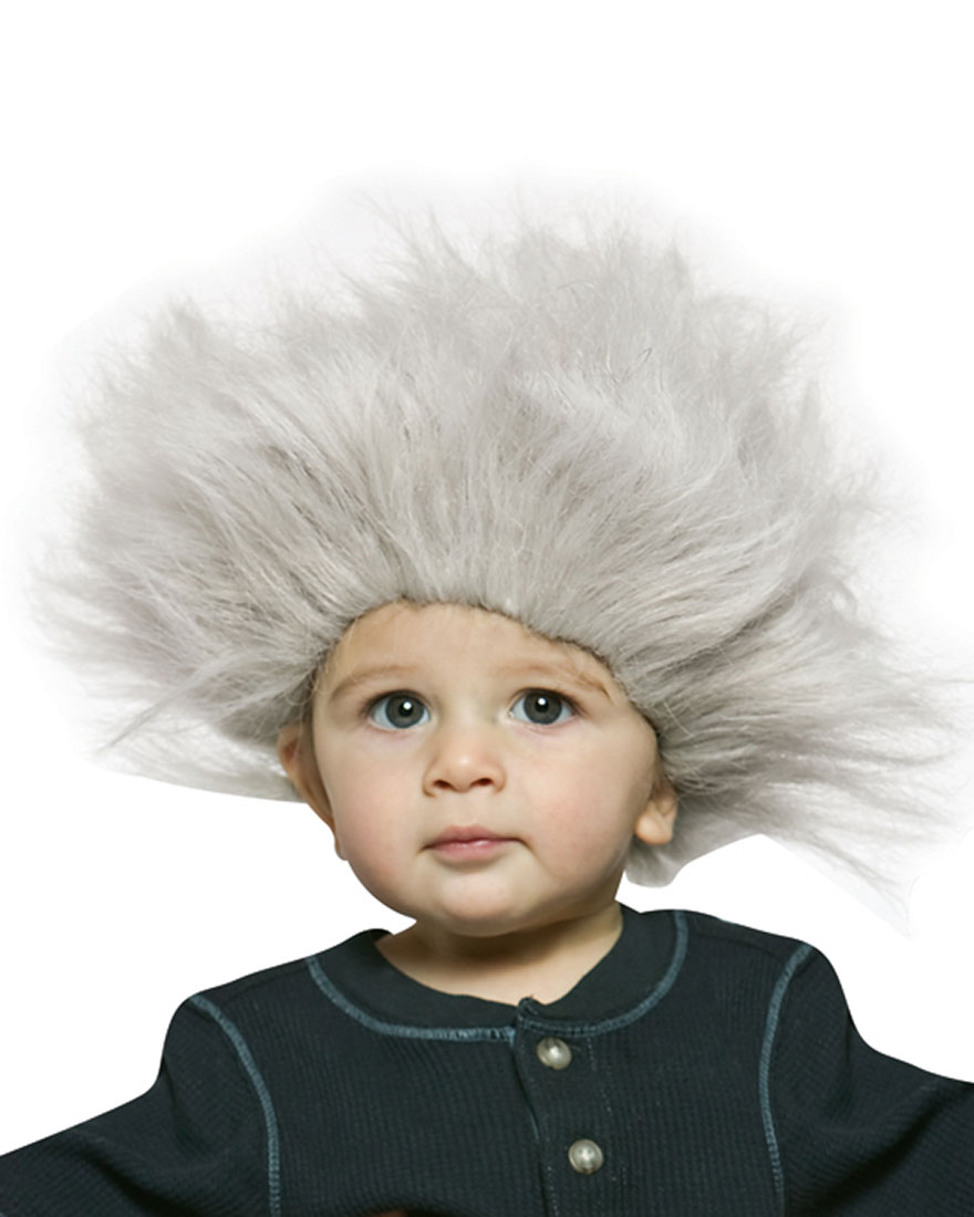 Baby and Toddler Promoter Wig