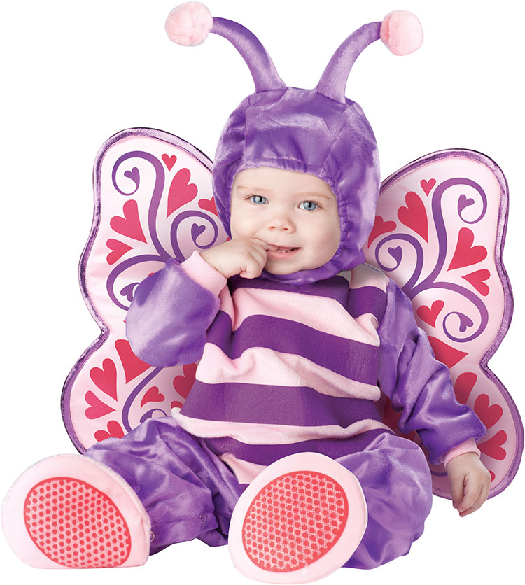 Baby And Toddler Butterfly Costume