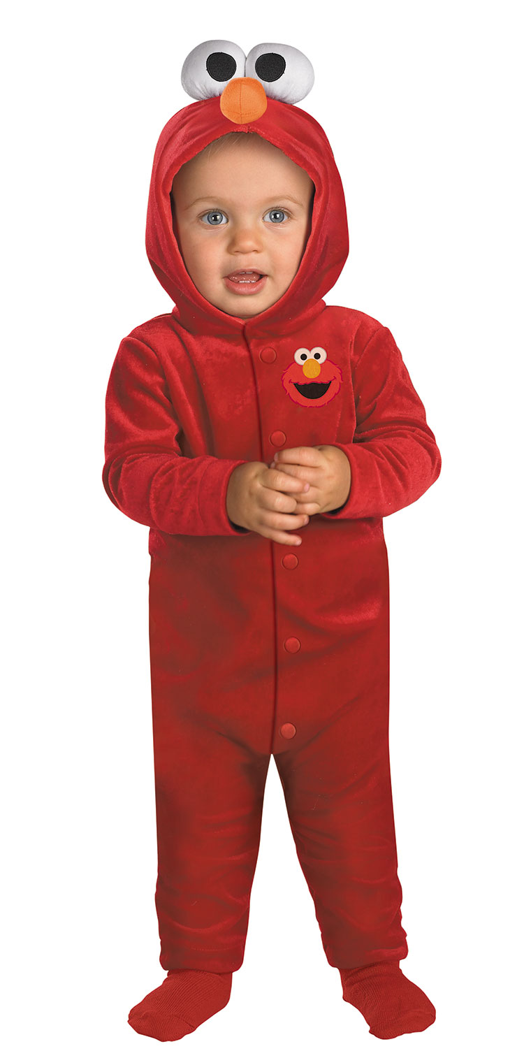 Baby Giggling Elmo Costume