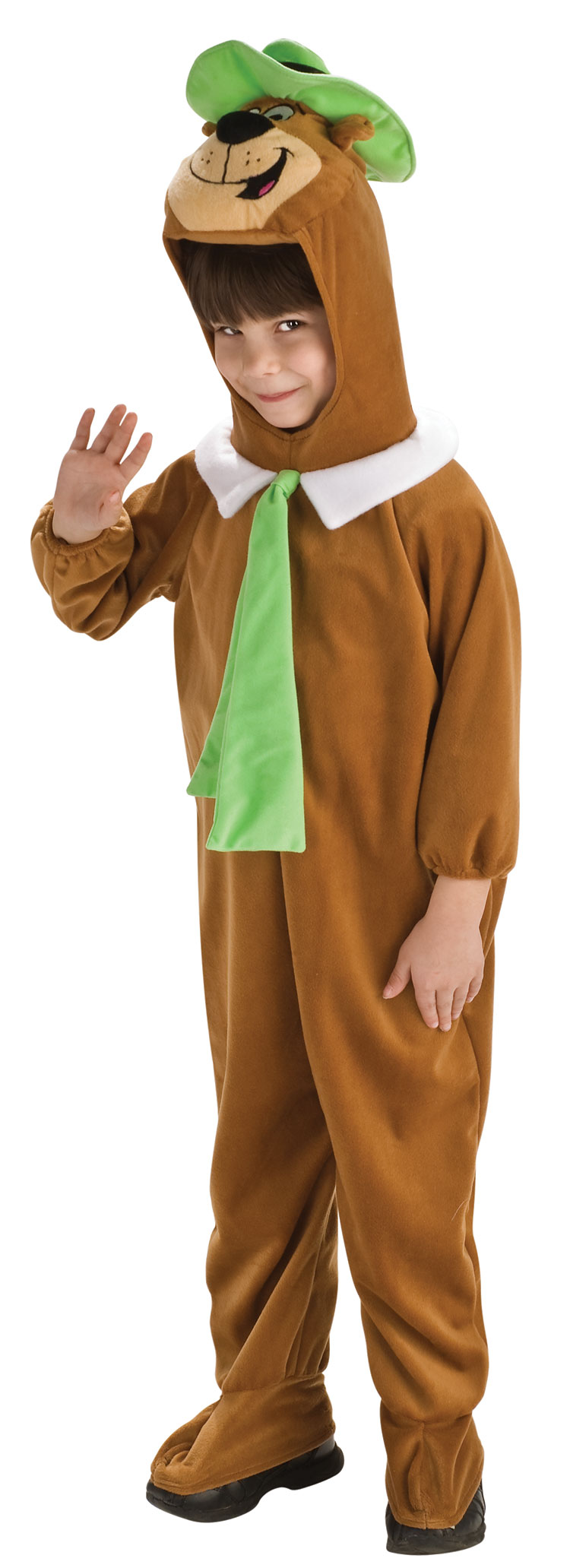 Deluxe Kids Yogi Bear Costume