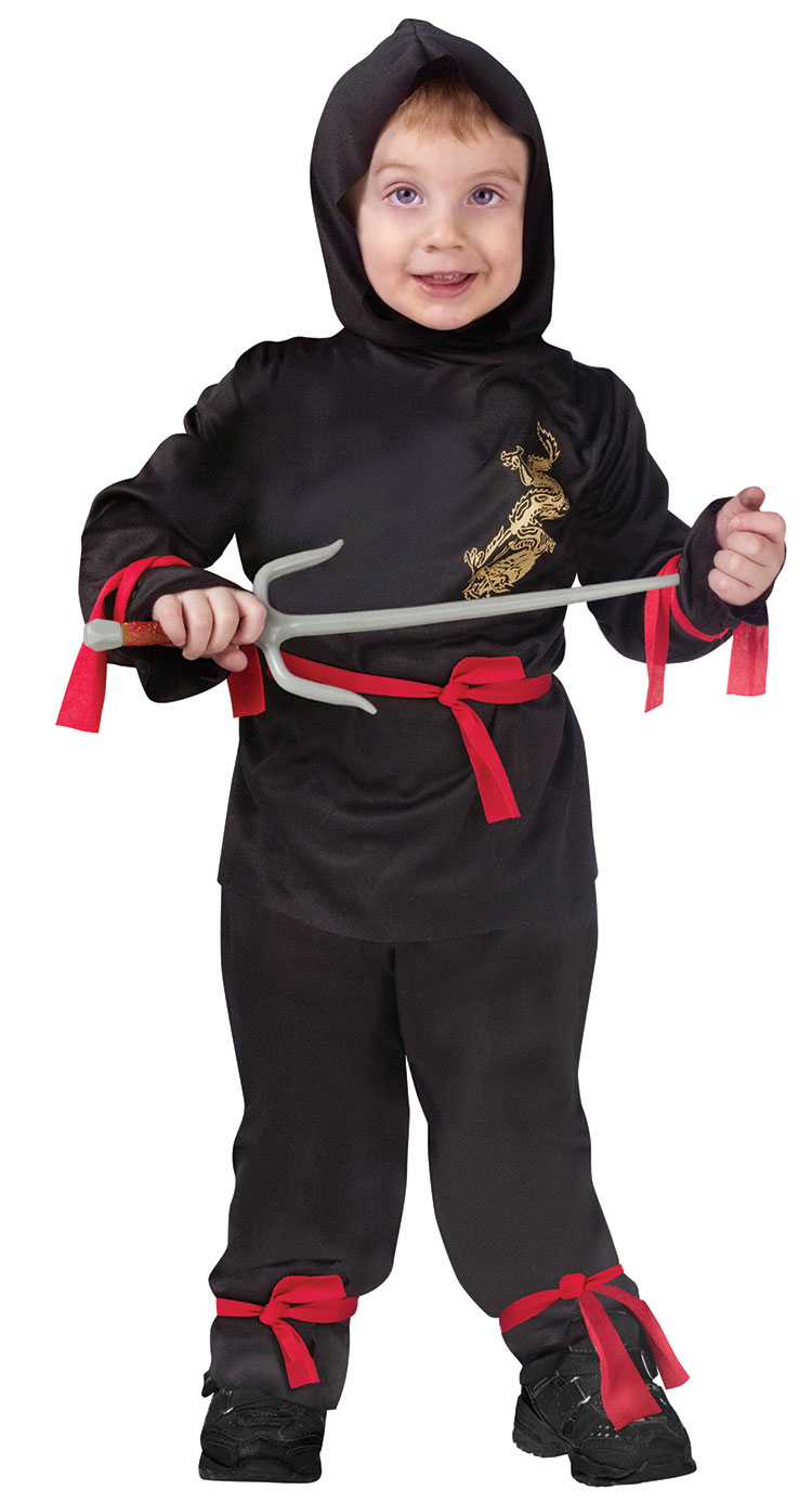 Toddler Lil' Ninja Costume
