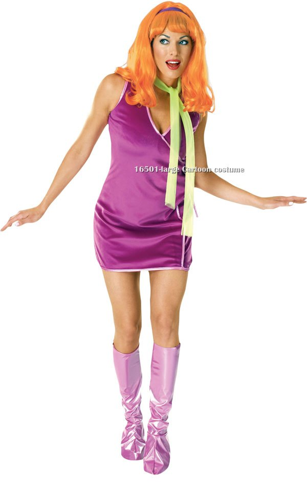 Adult Scooby-Doo Daphne Costume