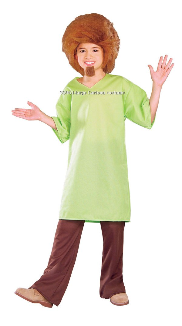 Kids Scooby-Doo Shaggy Costume