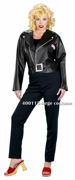 Adult Cool Sandy Grease Costume