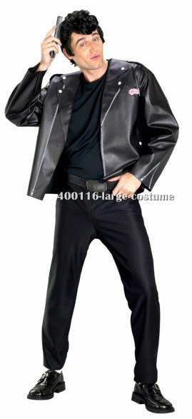 Adult Danny T-Bird Grease Costume