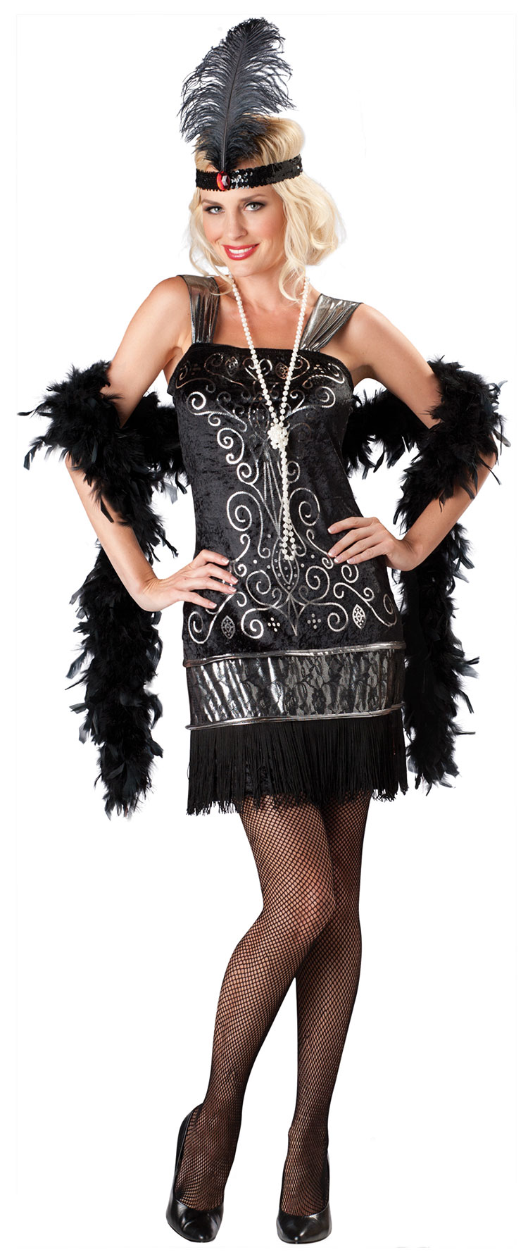 Flirty Flapper Costume