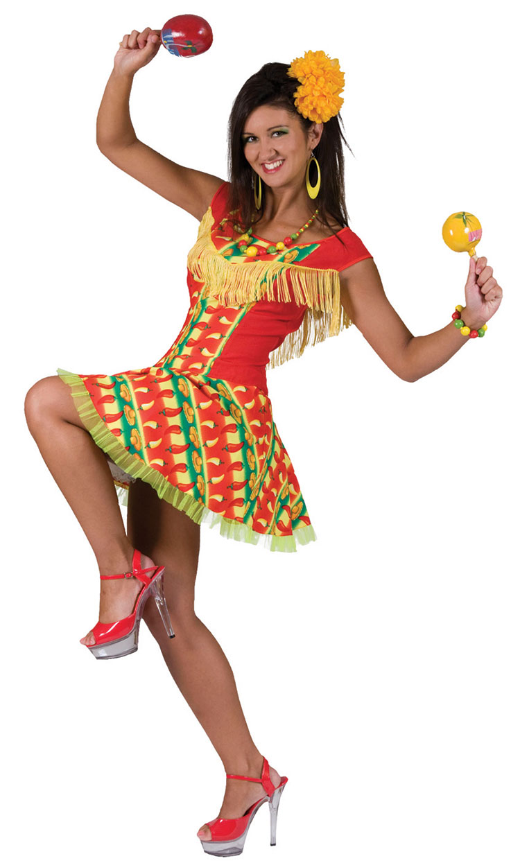 Fiesta Costume Dress