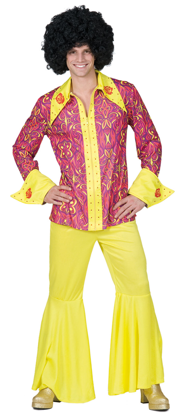Mellow Man Costume