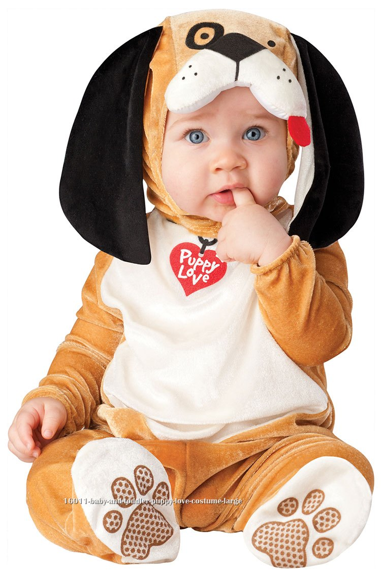Baby And Toddler Puppy Love Costume