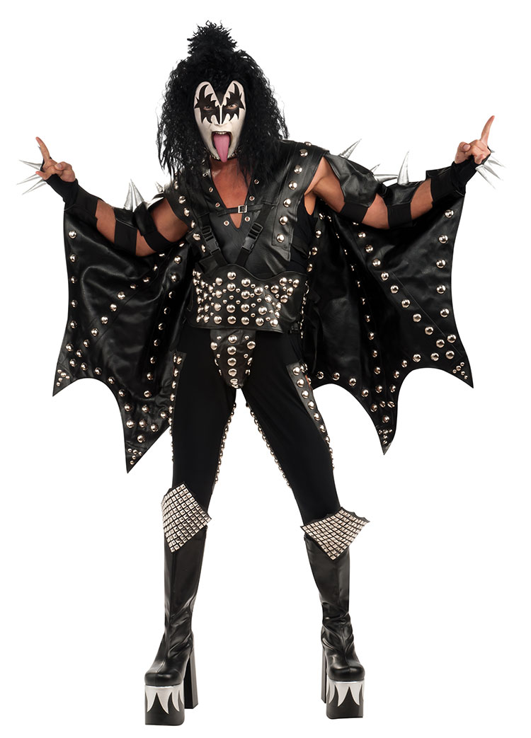 Collector's Edition KISS Gene Simmons The Demon Costume