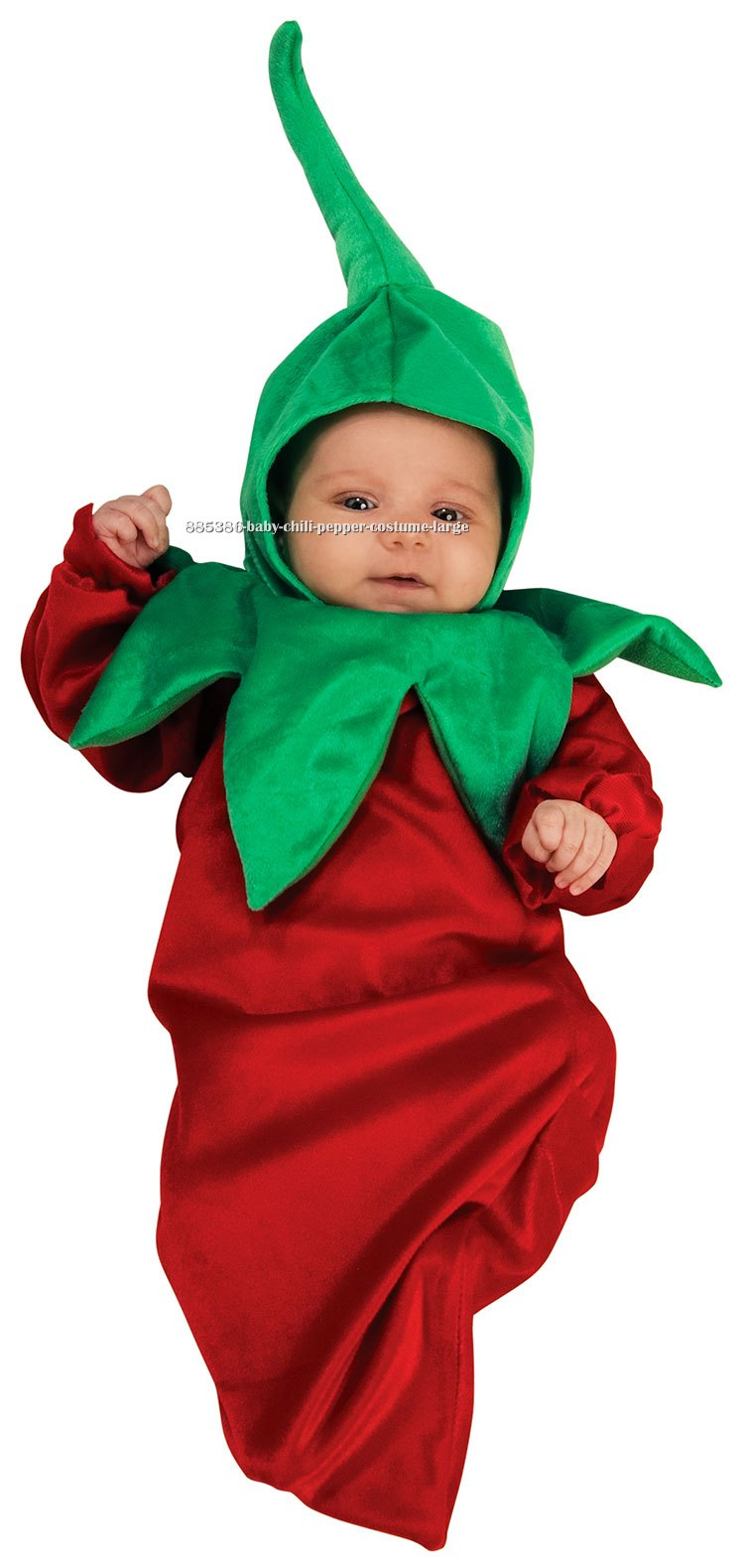 Baby Chili Pepper Costume
