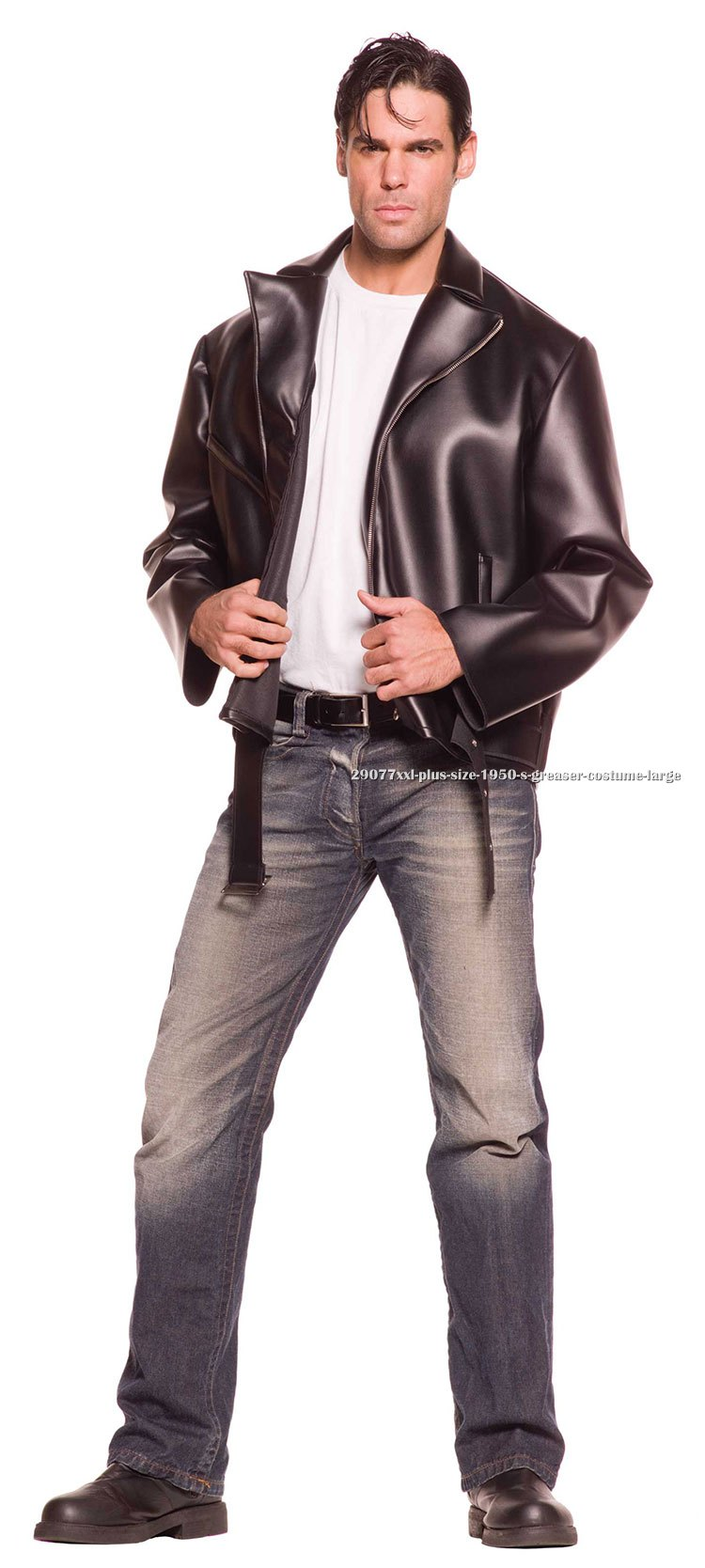 Plus Size 1950's Greaser Costume