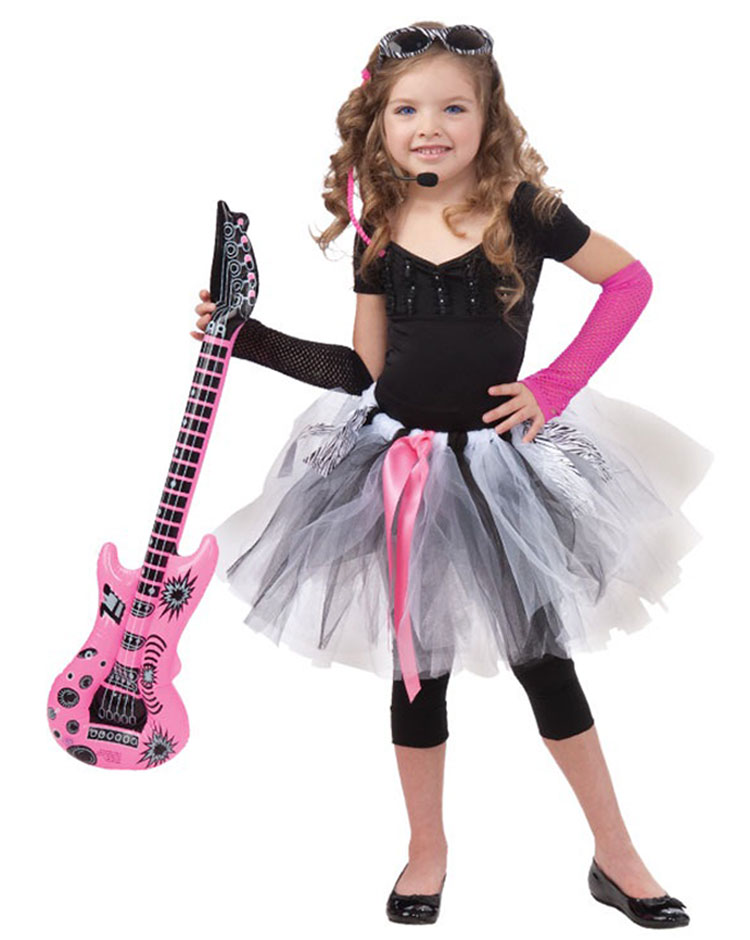 Girls Rock Star Tutu