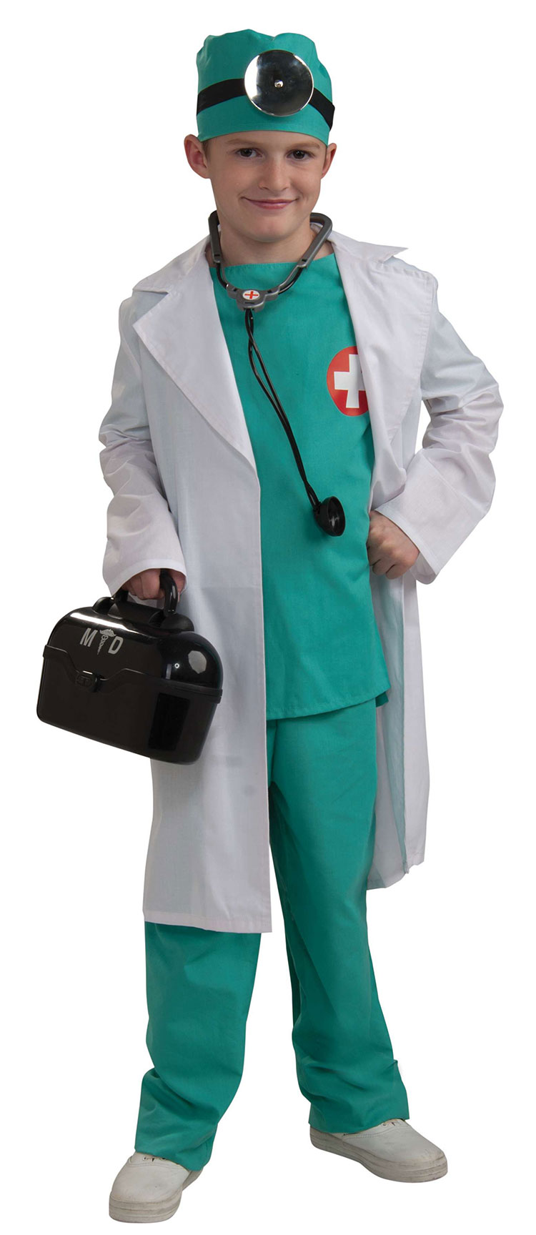 Kids Chief Surgeon Costume