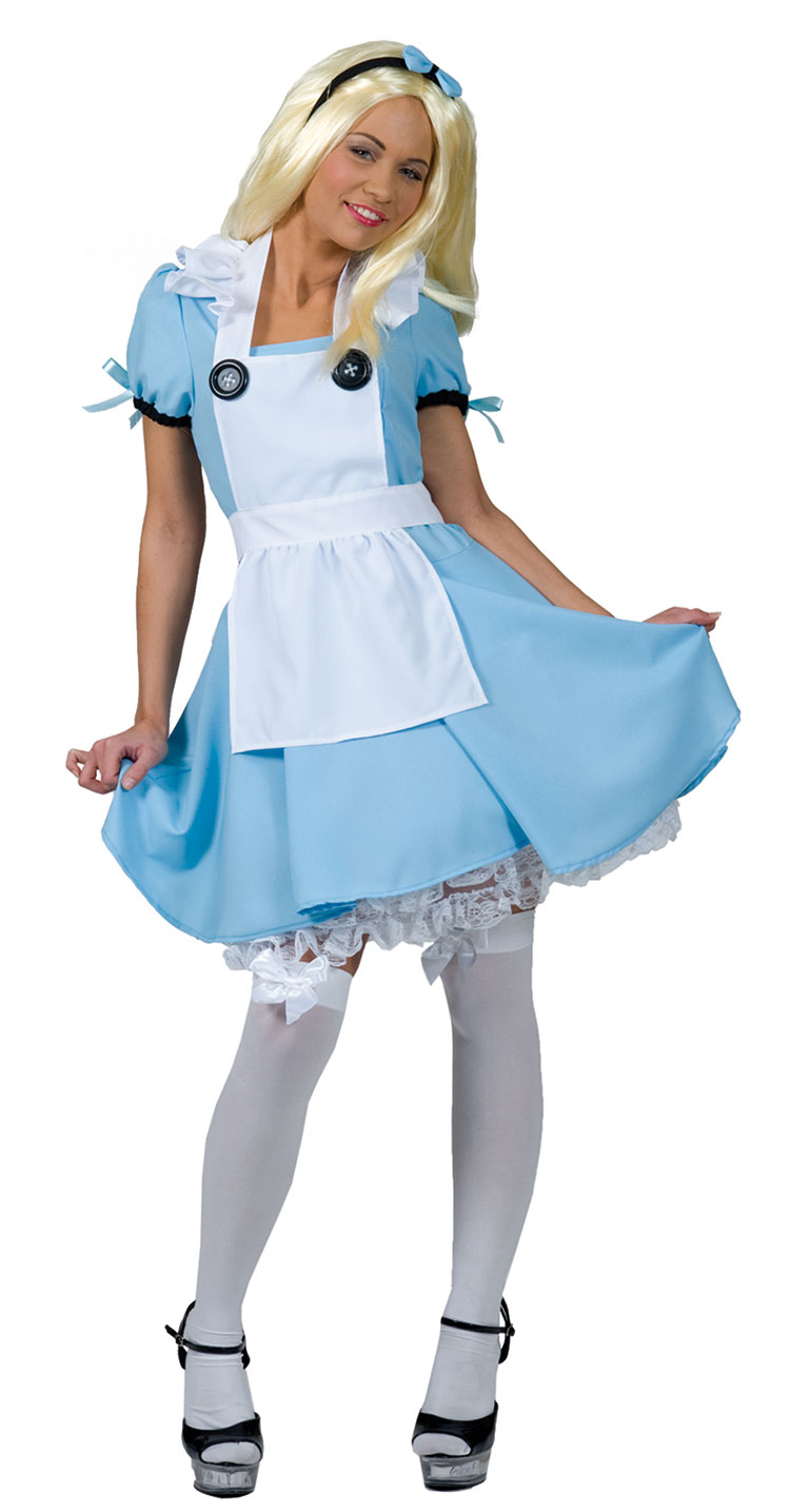 Alluring Alice Costume