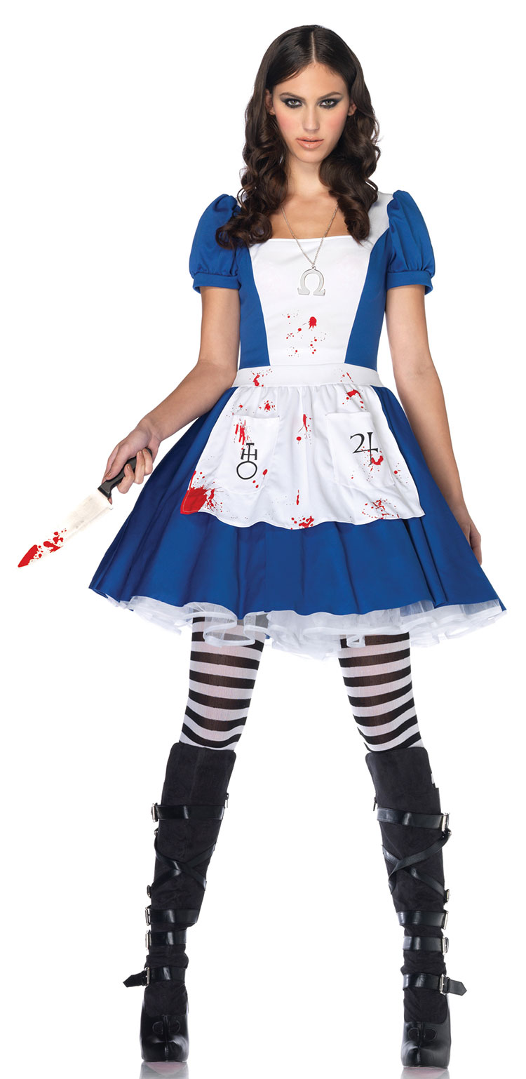 American Mcgee's Mad Alice Costume