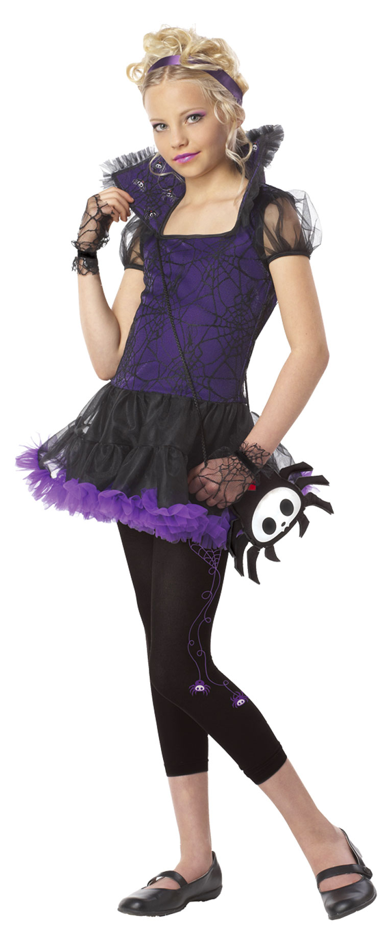 Girls Timmy The Spider Costume