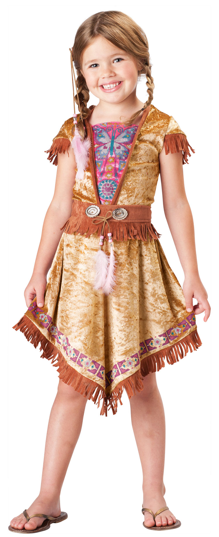 What native american maiden costume final