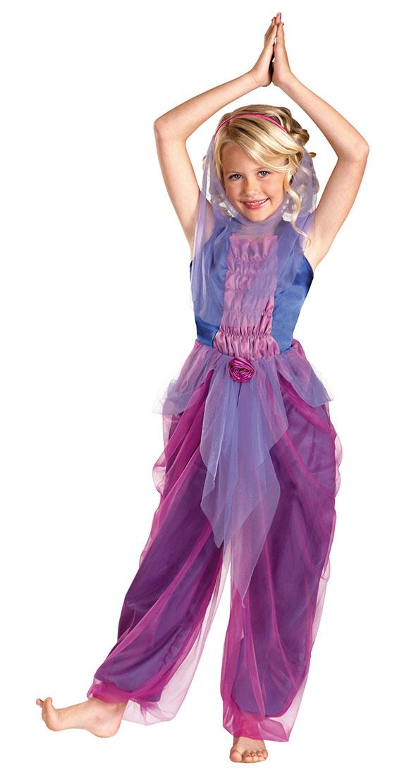 Lovely Girls Garden Genie Costume  sc 1 st  Costumes Life & Lovely Girls Garden Genie Costume : Costumes Life