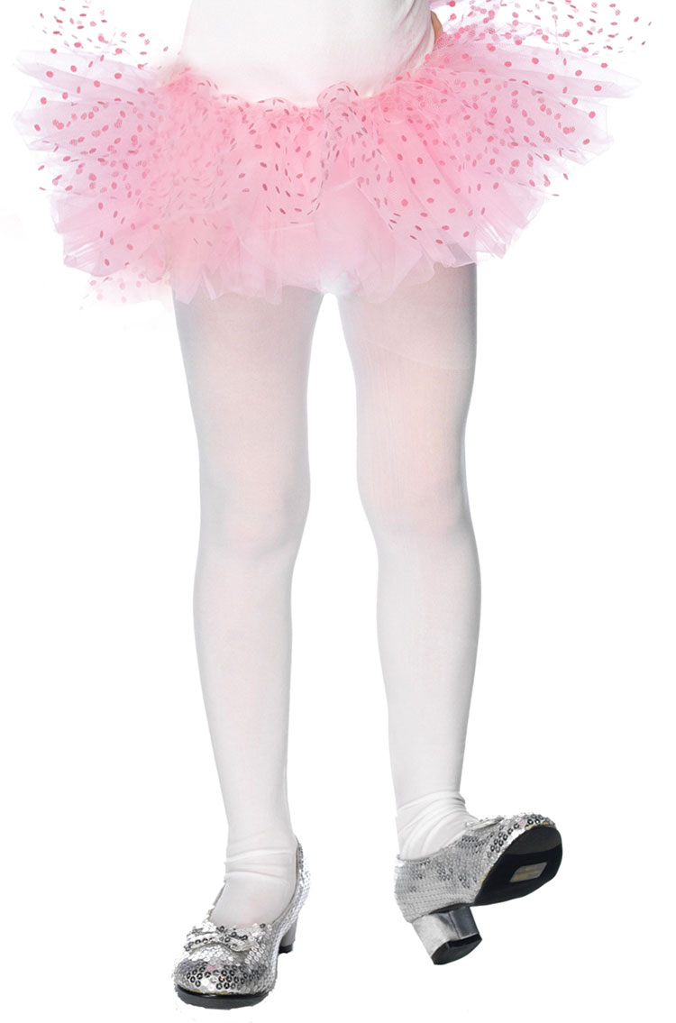Light Pink Tulle Tutu For Girls
