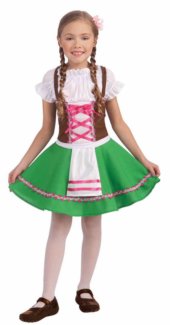 Gretel Costume For Girls