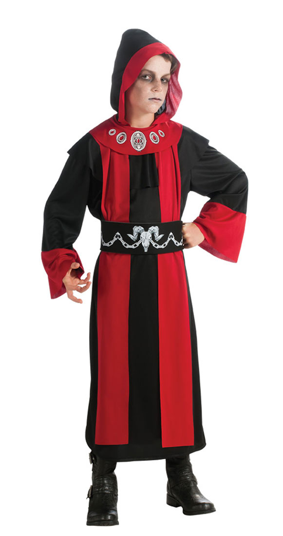 Kids Dark Lord Costume