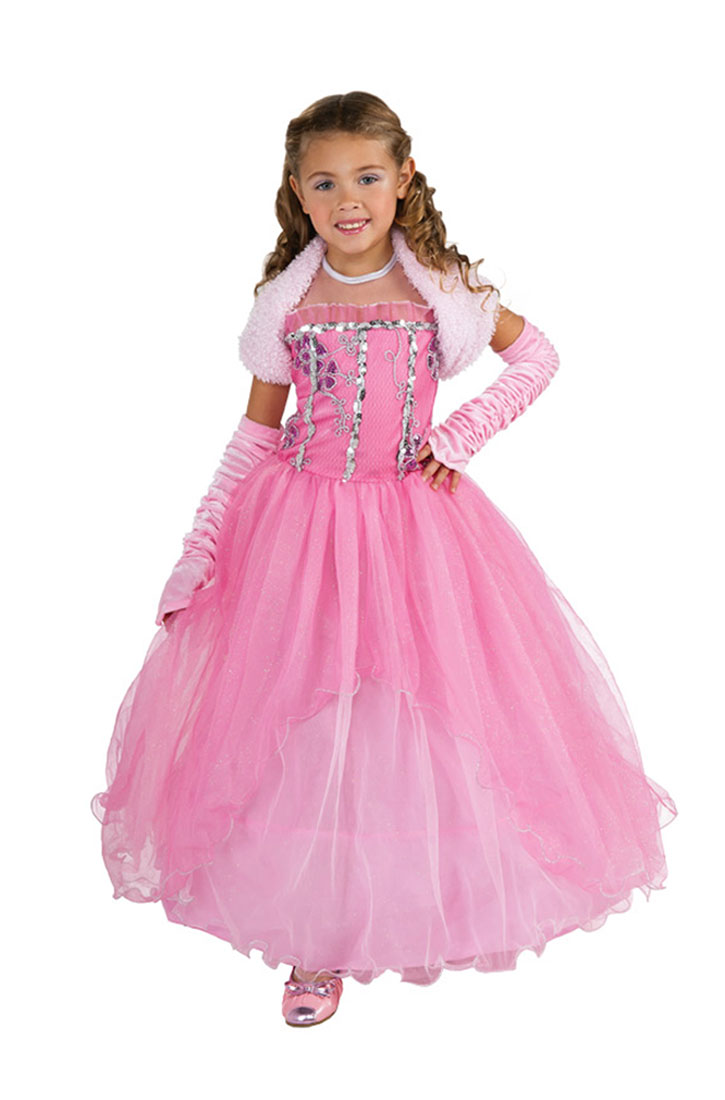 Shirley Princess Costume