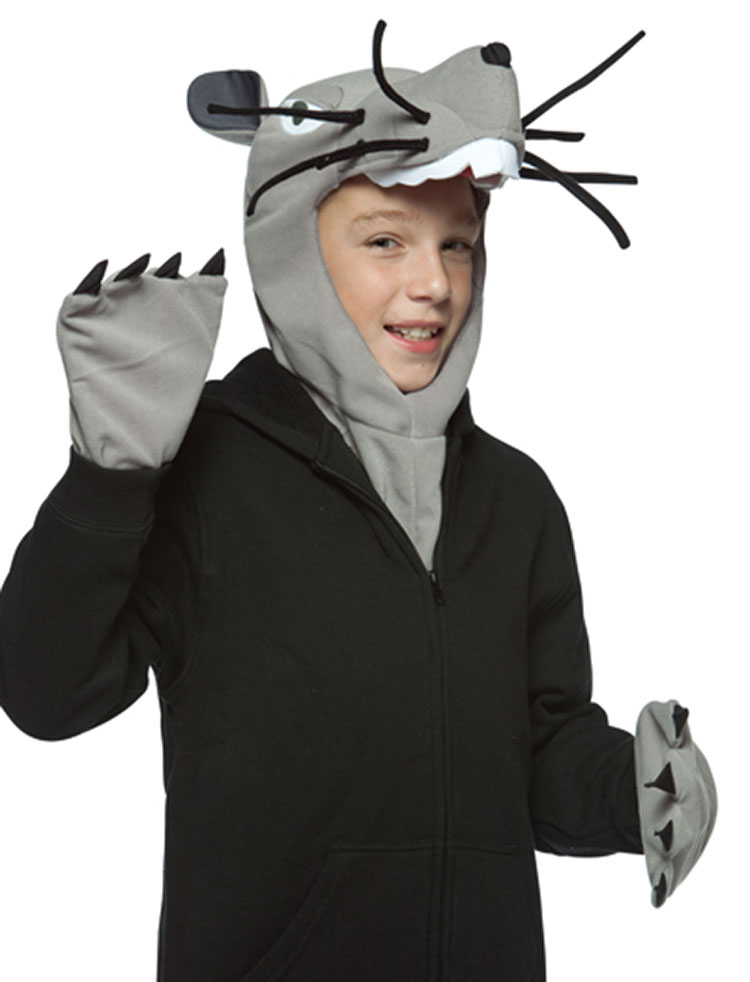 Rat Costume Kit For Kids