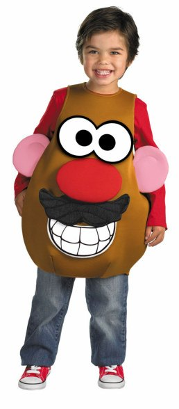 Kids Deluxe Mr. Potato Head Costume