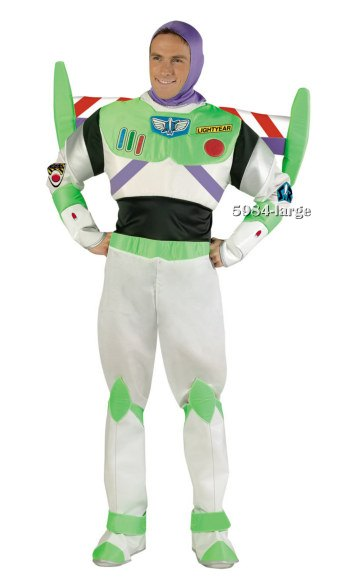 Adult Prestige Edition Buzz Lightyear Costume