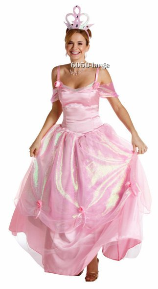 Adult Princess Ball Gown Costume