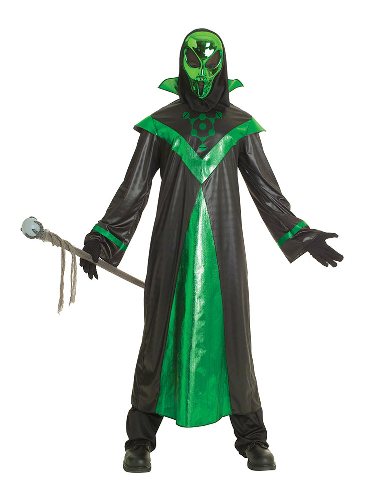 Alien Emperor Costume - Click Image to Close