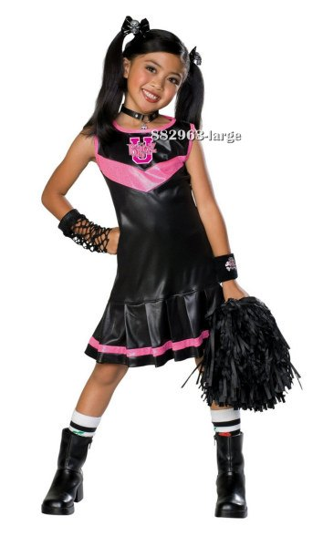 Girls Bratz Cheerleader Costume